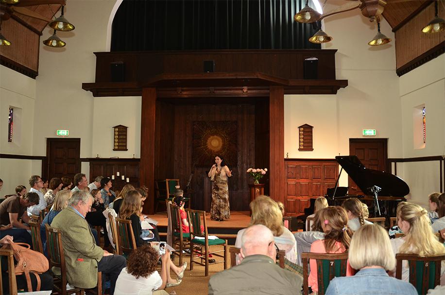 Leerlingen Concert 2015 van Anna Yedigaryan